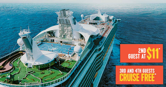 Royal Caribbean Cruise Is Offering Quot 11 Cruise Quot For The