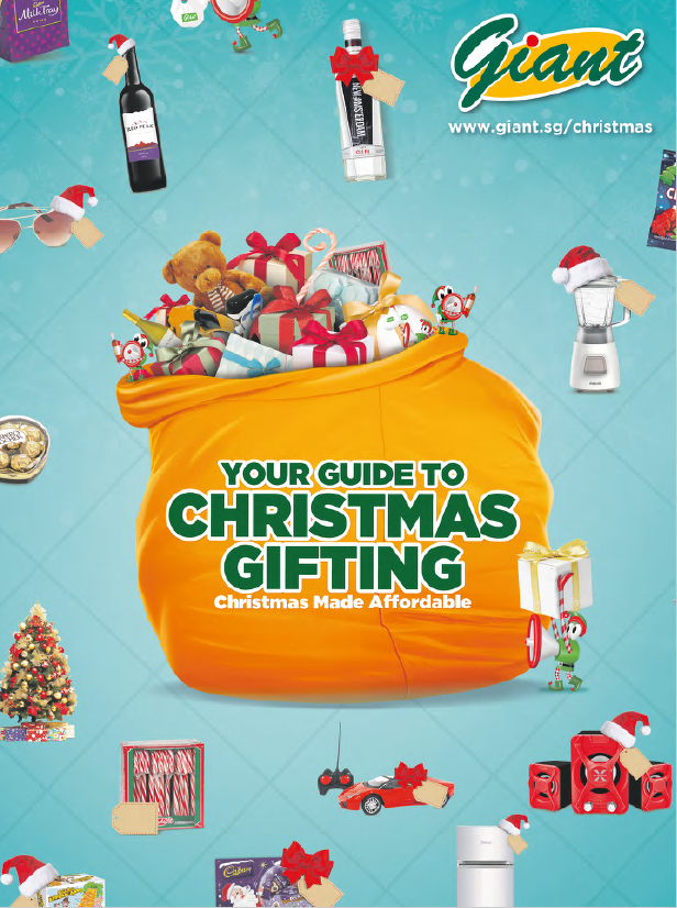 Celebrate Christmas with Giant for Massive Savings on Gifts and Party Essentials!