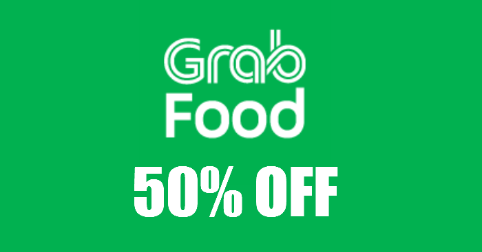 67efbd0709c Enter this promo code enjoy 50% OFF (capped at $10) GrabFood's Top Rated  Restaurants from 19 - 25 Nov 18 | MoneyDigest.sg