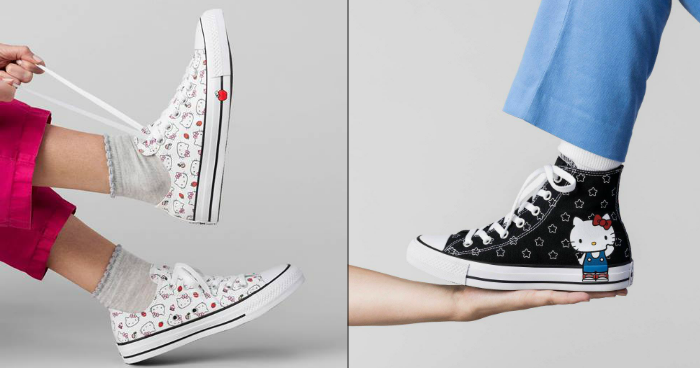 Converse launches new adorable Hello Kitty collection  b9abaf8086232