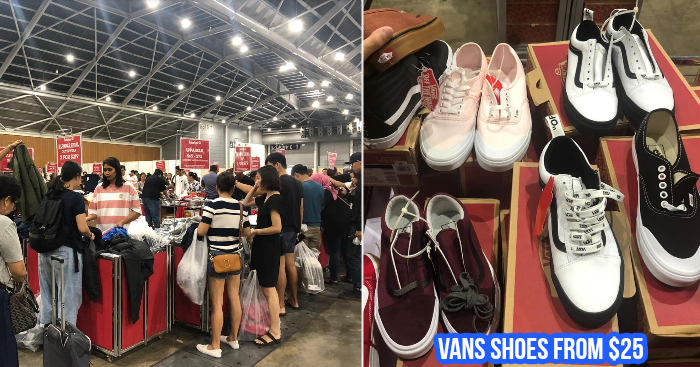 Shoppers are going crazy with 80% off Vans & Timberland