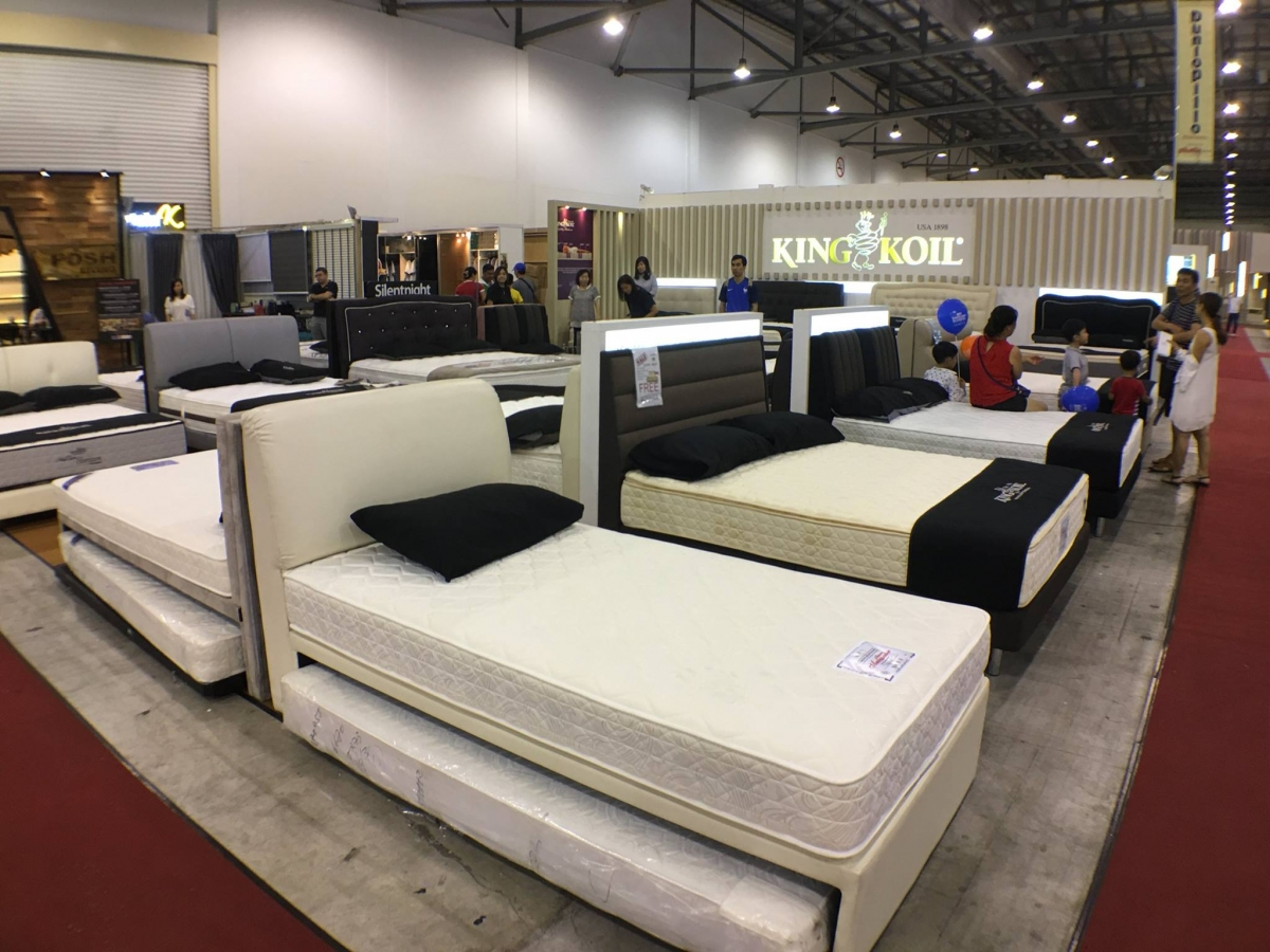 Asia pacific furniture fair to run the biggest furniture for Furniture singapore