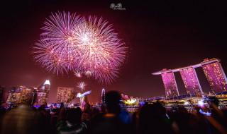 Fireworks Singapore