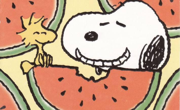 Charlie Brown Cafe Promotion 061214