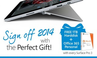 Harvey Norman Promotion 311214