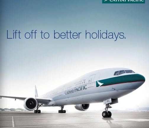 UOB Cathay Pacific 311214