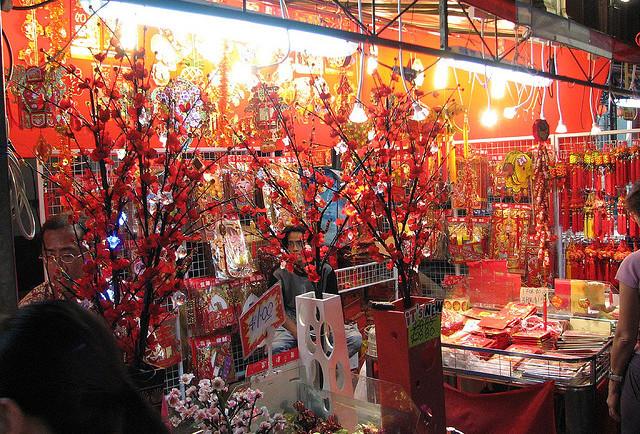 Chinese New Year Singapore