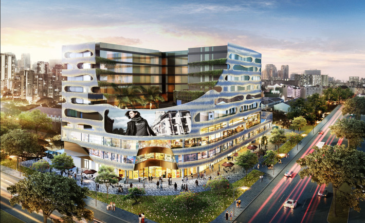 New Malls Singapore