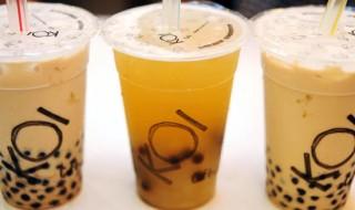 Koi Cafe Drinks