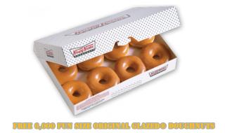 Krispy Kreme Promo 310315