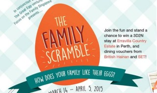 The Family Scramble