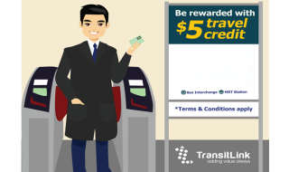 TransitLink Credit