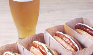 Crossroad Cafe Hotdogs