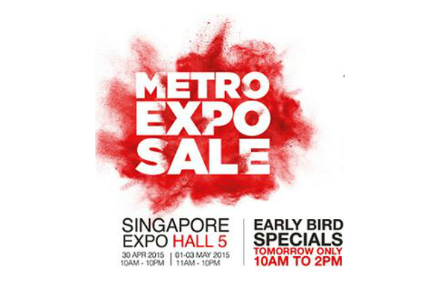 Metro Expo Sale Featured