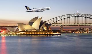 Singapore Airlines Australia