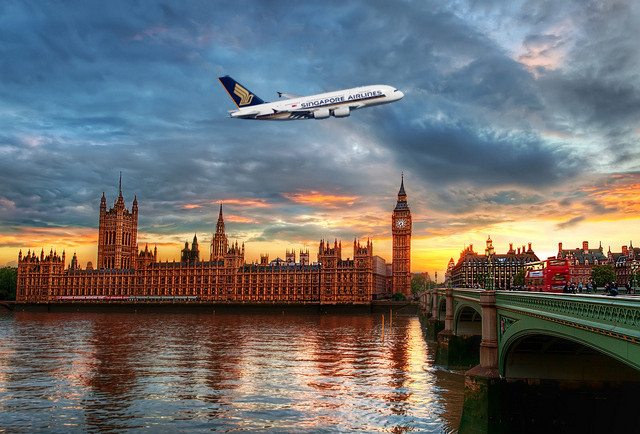Singapore Airlines London