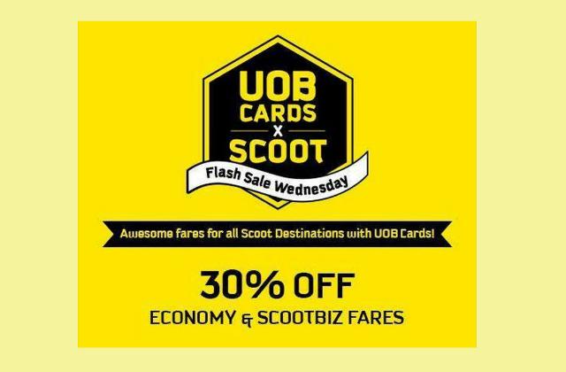 UOB X Scoot
