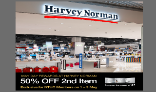 Harvey Norman Featured