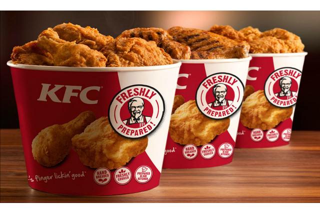 KFC Chicken Featured