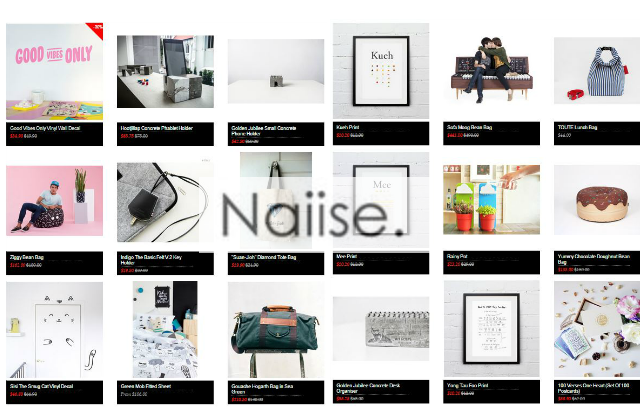 Naiise Featured