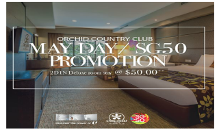 Orchid Country Club NTUC