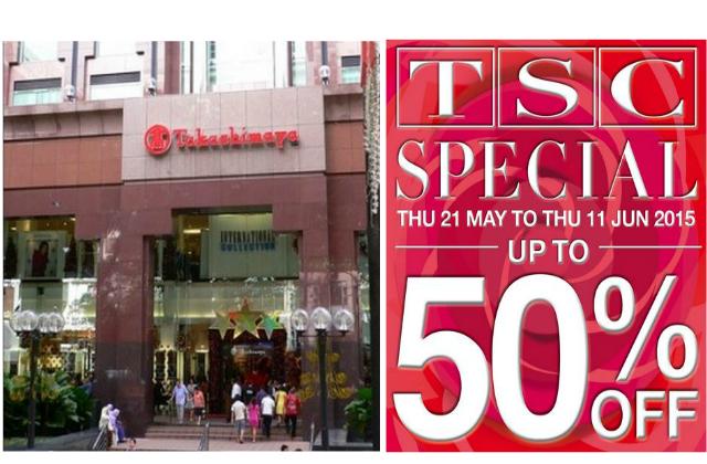 Takashimaya TSC Special