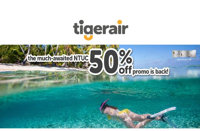 Tigerair NTUC