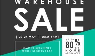Warehouse Sale Home Appliances