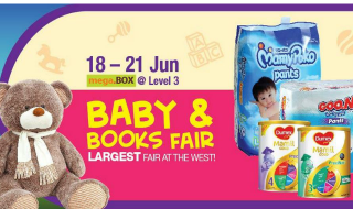 BigBox baby and book fair