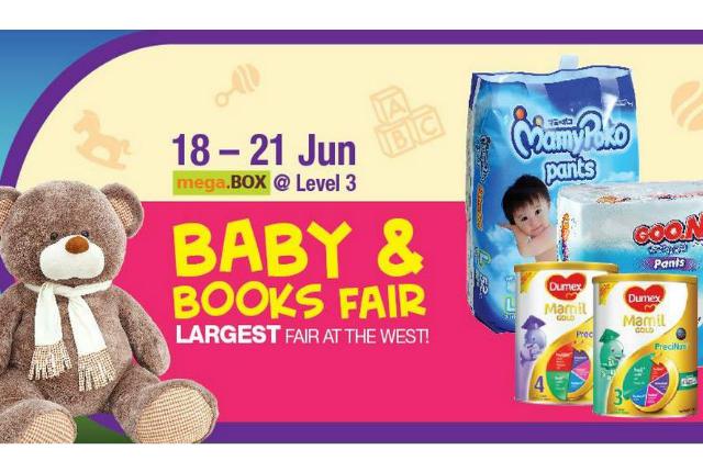 BigBox baby and book fair