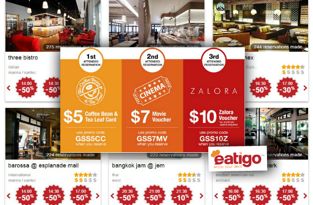 Eatigo Promotion