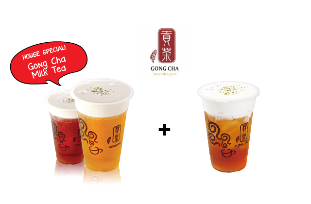 Gong Cha House Special Featured