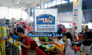Lock and Lock Warehouse Sale