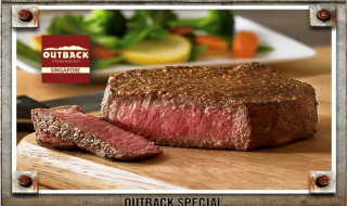 Outback Steakhouse Featured
