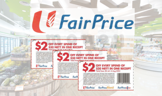 Fairprice Coupon Featured Image