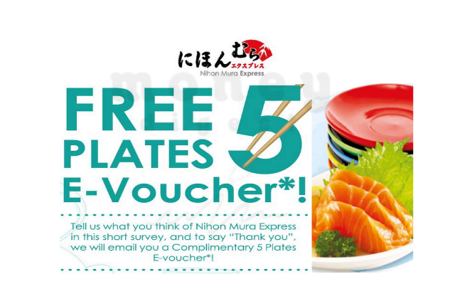 Nihon Mura Free Plates