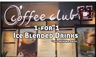 O Coffee Club 1-for-1