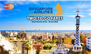 Singapore Airlines MasterCard