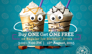 Coffee Bean Buy One Get One