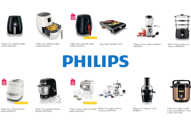 Philips Featured