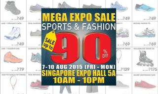 World of Sports Mega Expo Sale