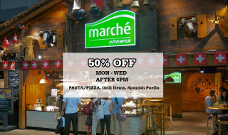 Marche Somerset 50 Off