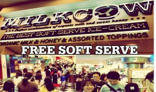 Milkcow Free Soft Serve