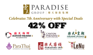 Paradise Anniversary