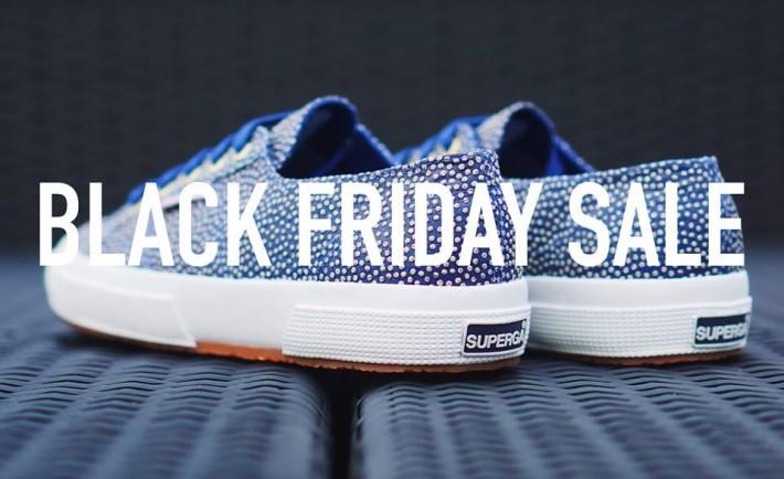 Black Friday Sale Superga