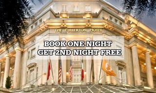 Fullerton Hotel Featured