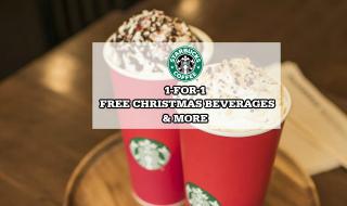 Starbucks Christmas Gifts