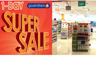Guardian 1 Day Sale