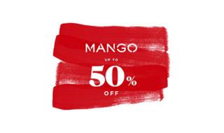 Mango Sale 50 OFF