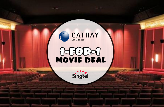 Cathay Singtel 1 for 1 Movie